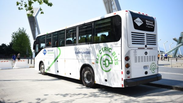 Permalink to New Global Push to Reach 100% New Zero-Emission Truck and Bus Sales by 2050 Announced | Dec. 1, 2020